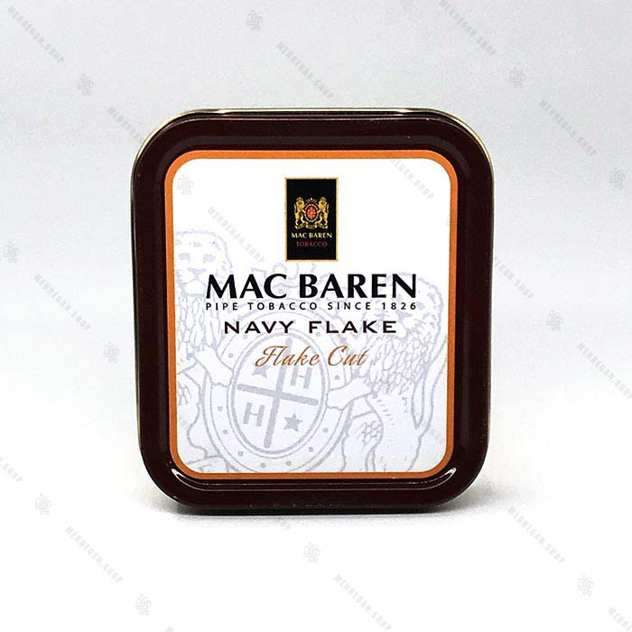 توتون پیپ مک بارن - Mac Baren Navy Flake
