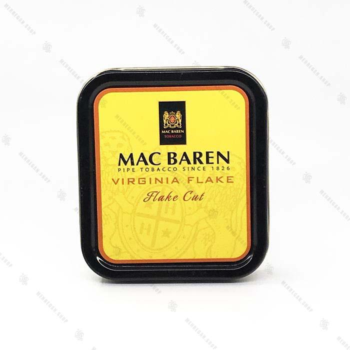 توتون پیپ مک بارن ویرجینیا – Mac Baren Virginia flake