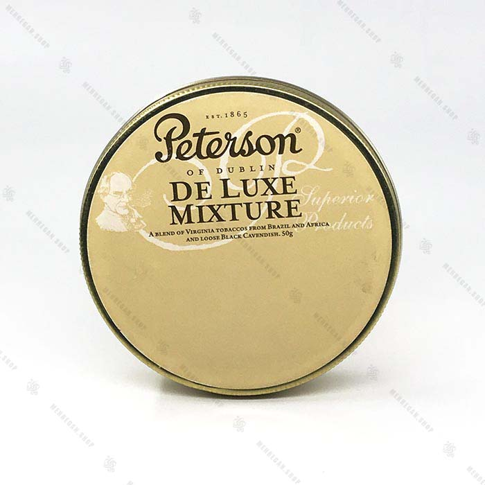 توتون پیپ پترسون دلوکس میکسچر – Peterson De Luxe Mixture