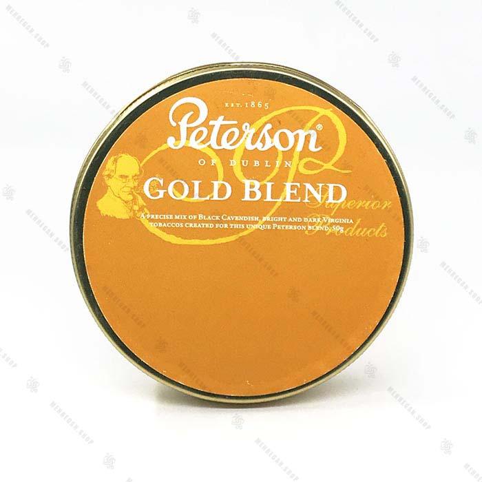 توتون پیپ پترسون گلد بلند – Peterson Gold Blend