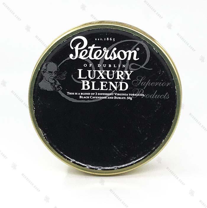 توتون پیپ پترسون لاکچری بلند – Peterson Luxury Blend