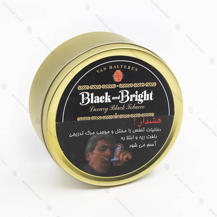 توتون پیپ پلنتا Black and Bright
