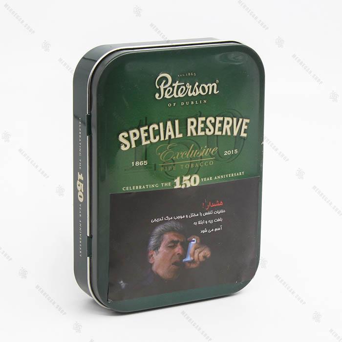 توتون پیپ پترسون Peterson Special Reserve 150
