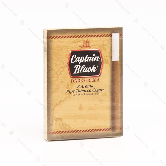 سیگار برگ کاپیتان بلک دارک کرما
