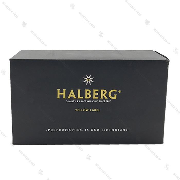 توتون پیپ مک بارن هالبرگ زرد HALBERG Yellow Label