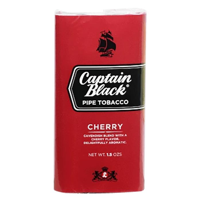 توتون پیپ کاپیتان بلک چری Captain Black Cherry