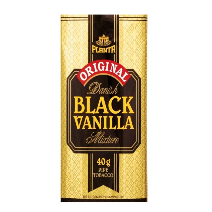 توتون پیپ بلک وانیلا میکسچر Black Vanilla