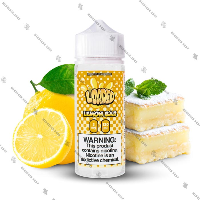 جویس کیک لیمو لودد Loaded