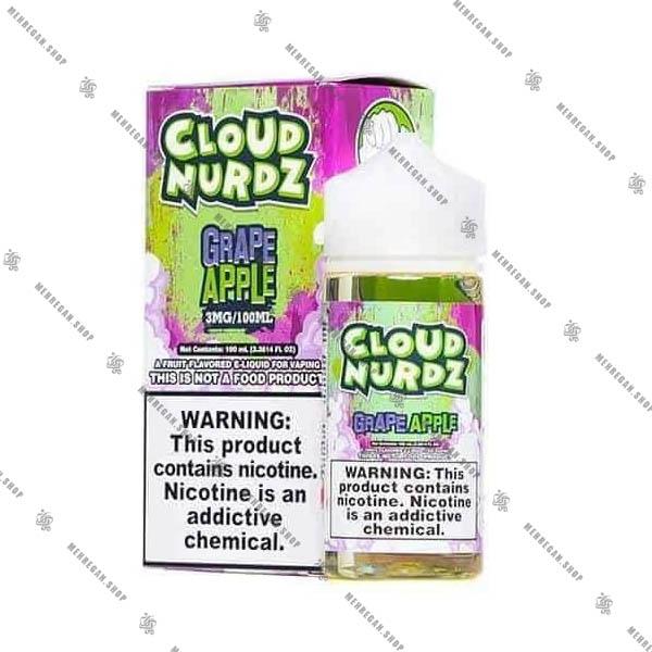 جویس سیب انگور کلود نوردز Cloud Nurdz