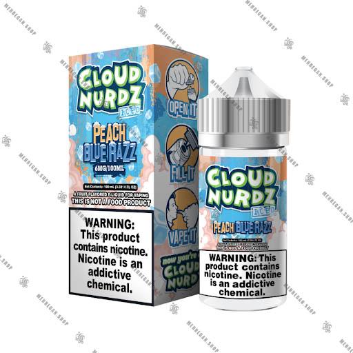 جویس هلو تمشک کلود نوردز Cloud Nurdz